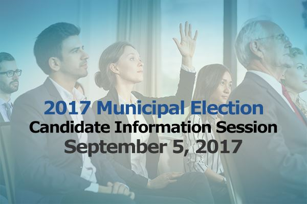 Candidate Information Session