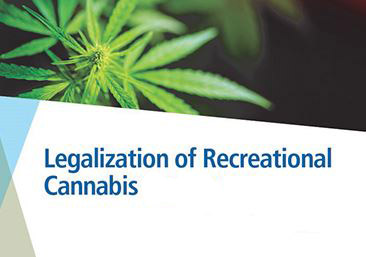 Legalization of Recreational Cannabis