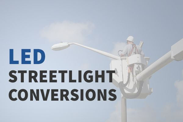 LED Streetlight Conversions website