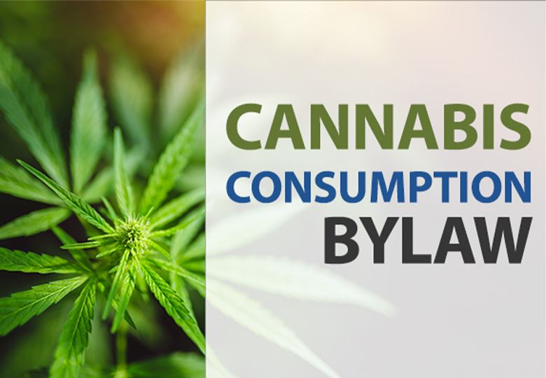 Cannabis Consumption Bylaw 929-18 Spot