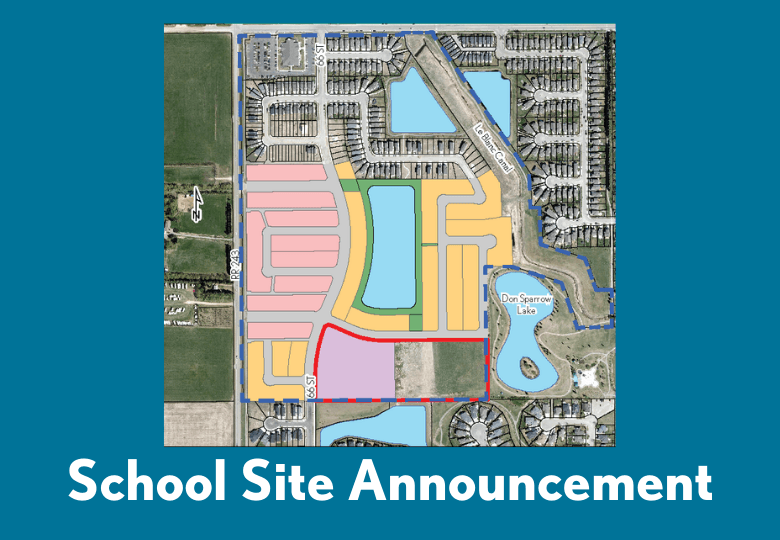 School Site Announcement