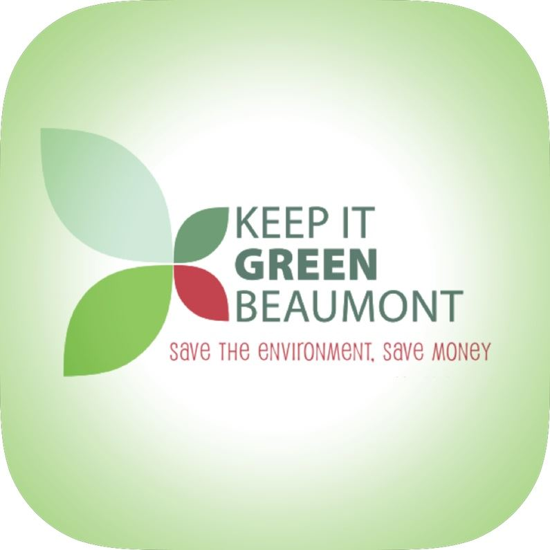 Keep It Green Beaumont App Icon