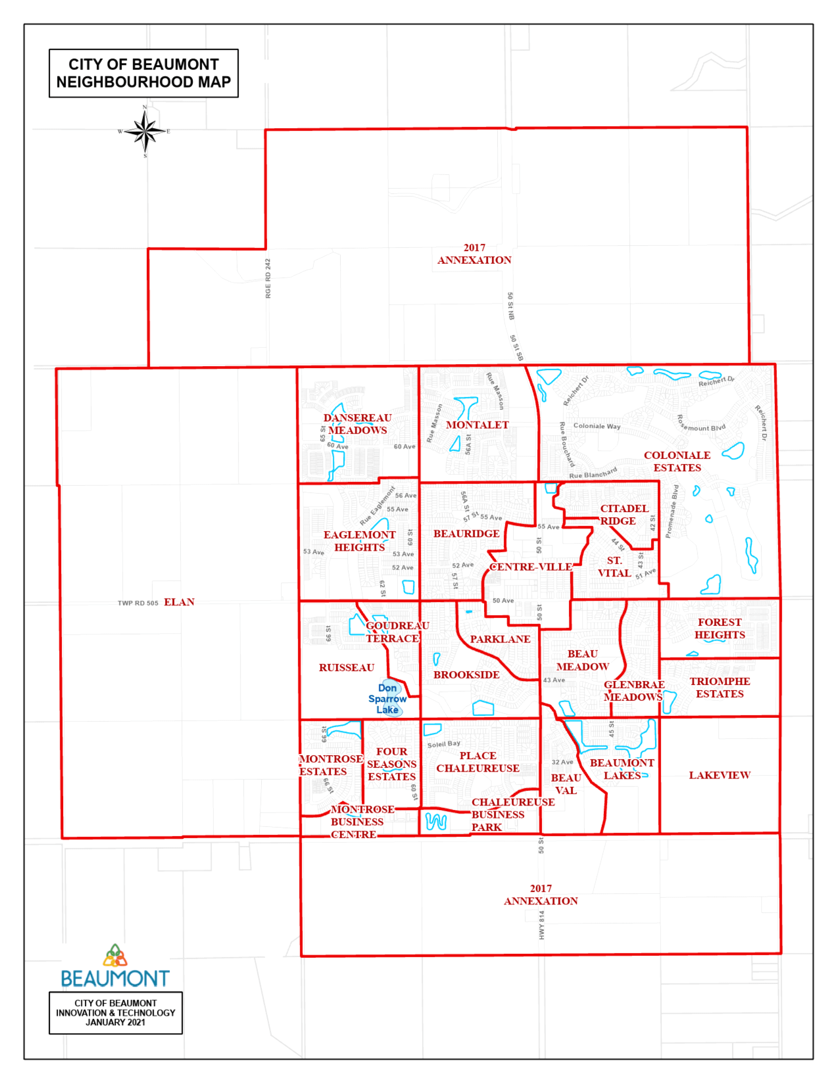 Neighbourhood Map