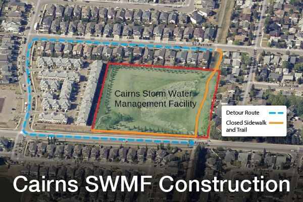 Cairns SWMF Upgrade