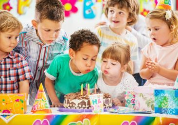 Birthday Party 366x257