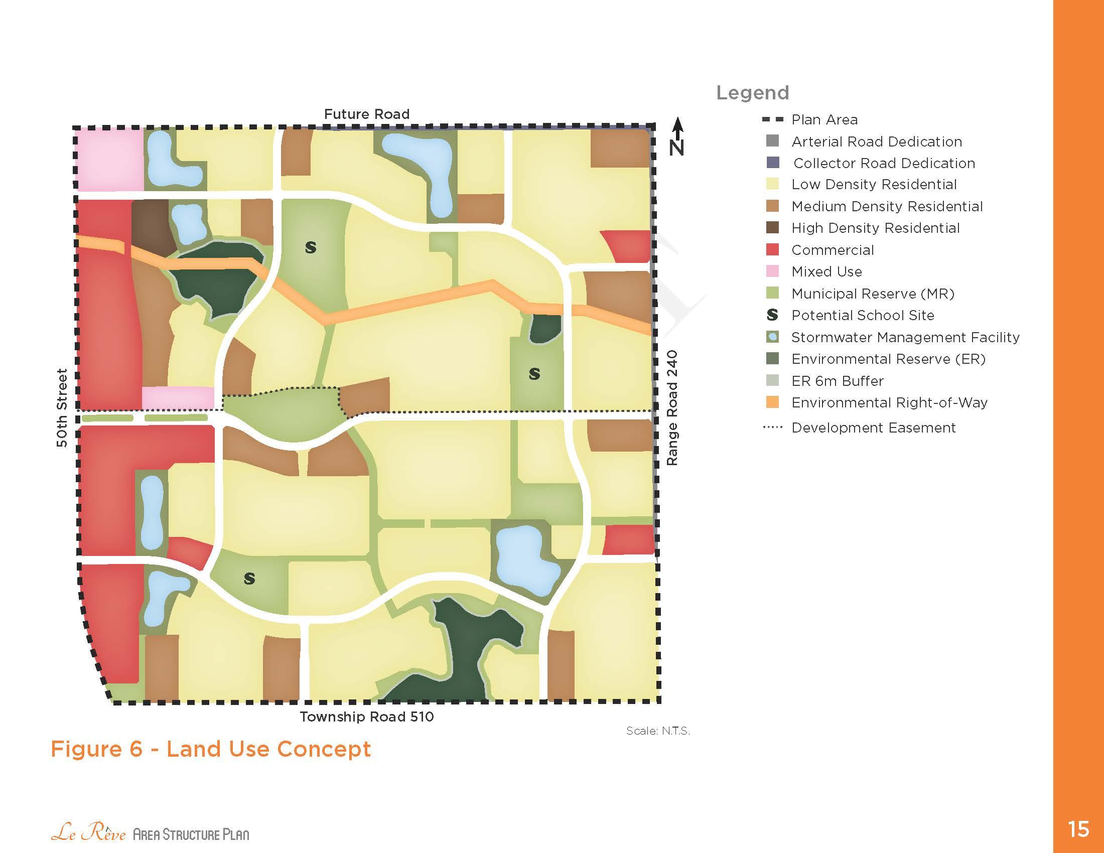 Le Reve_Land Use Concept